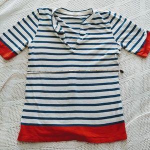 J Crew shirt Med